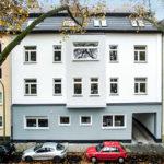 Gewerbeimmobilien aus der Luft im Ruhrgebiet