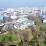 Firmen im Ruhrgebiet mit der Drohne aufgenommen