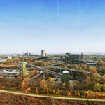 Drohnenfoto aus dem Ruhrgebiet